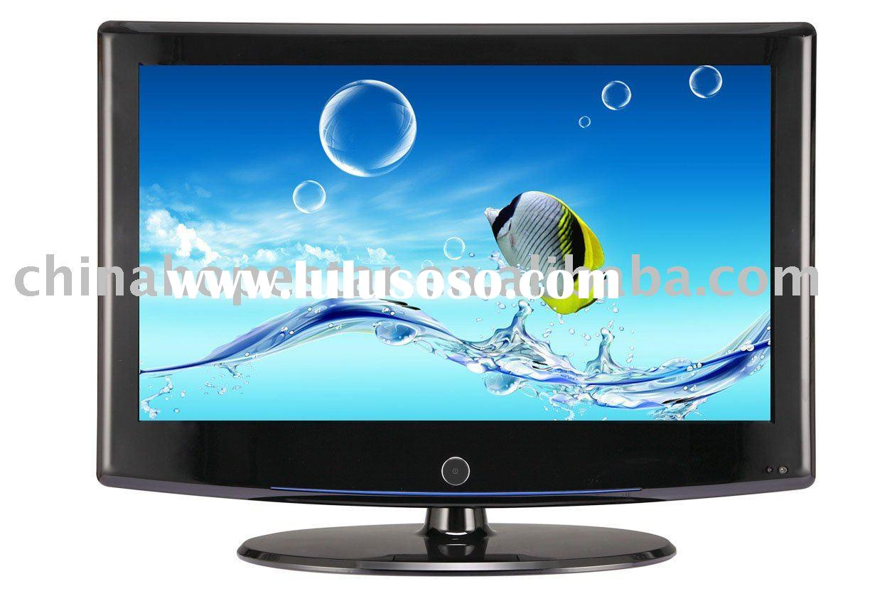 24 inch tft lcd pc/tv monitor, lcd display(touch screen monitor)