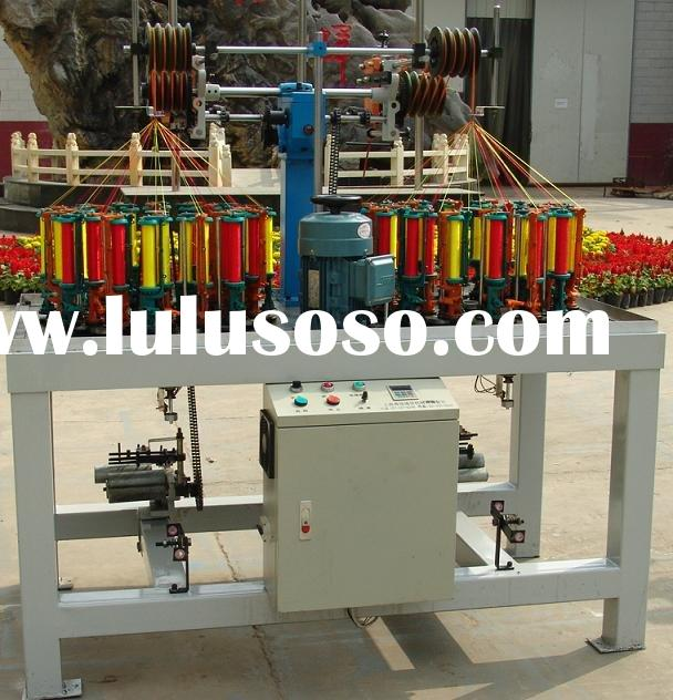 24 spindle bungee cord braiding machine