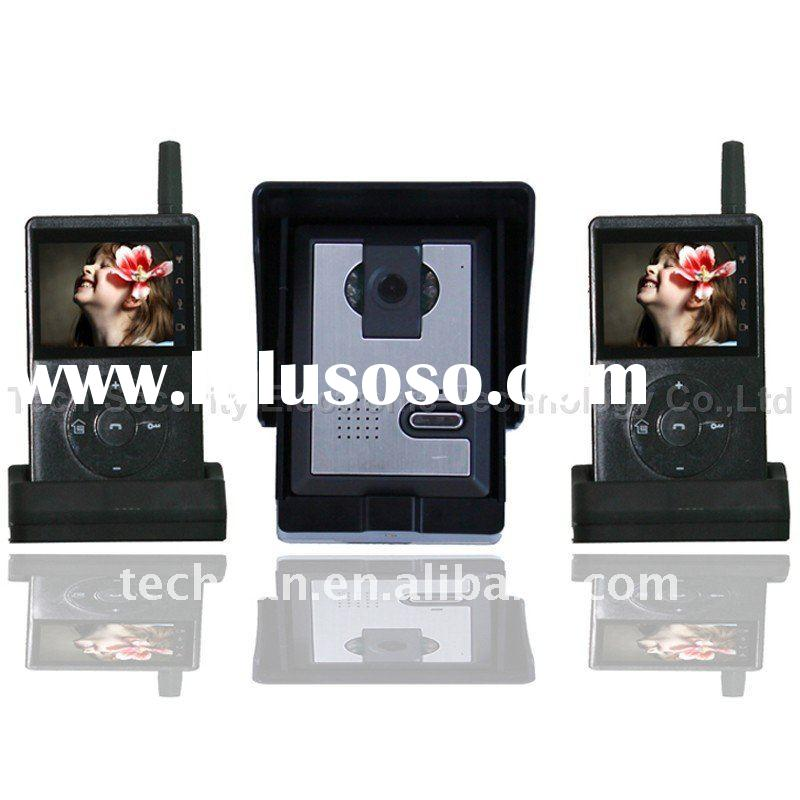 2.4G Digital Wireless 4 AA Battery Power Access Control System from manufacturer