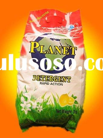 2kg High Effective Laundry Detergent Washing Powder