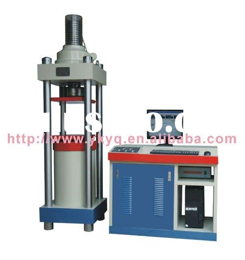 3000KN Full Automatic High Strength Concrete Testing Equipment