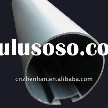 38mm Aluminum curtain track,roller shade tube,roller blind component,curtain accessory,curtain rail