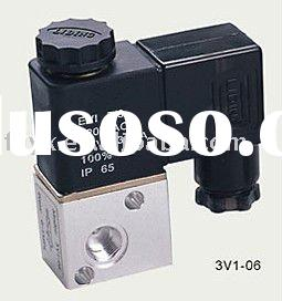3V1-06 Pneumatic Solenoid Valve Three way Two Position NC