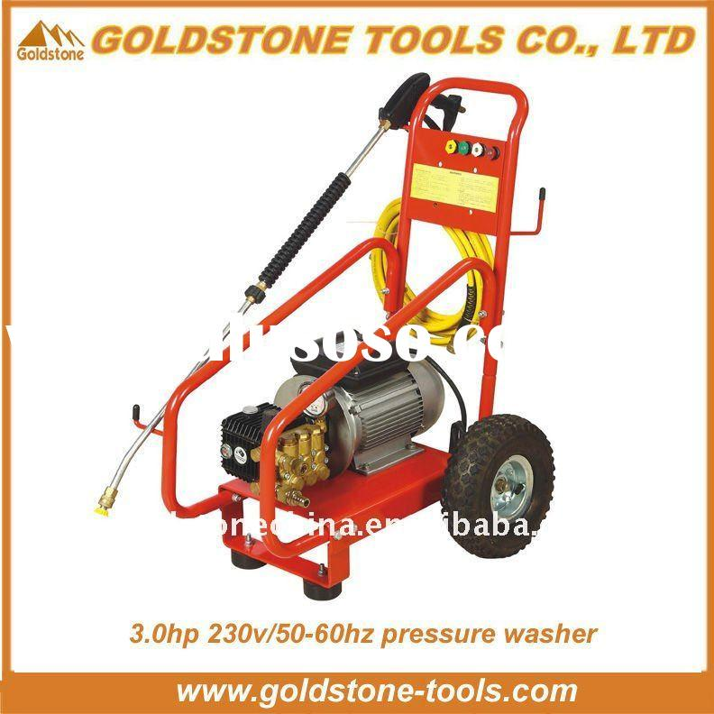 3.0HP/2.2KW 2500PSI Electric Motor power washer high pressure electrical pressure washer,water press