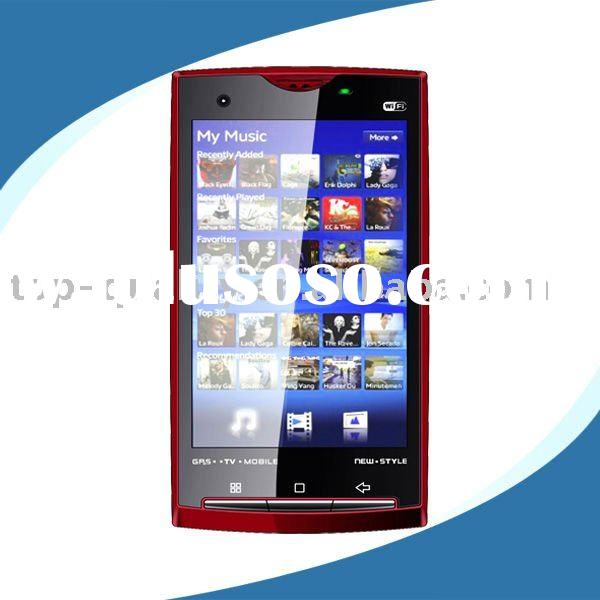 """3.6"""" Touch Screen WiFi GPS Dual SIM Cell Phone"""