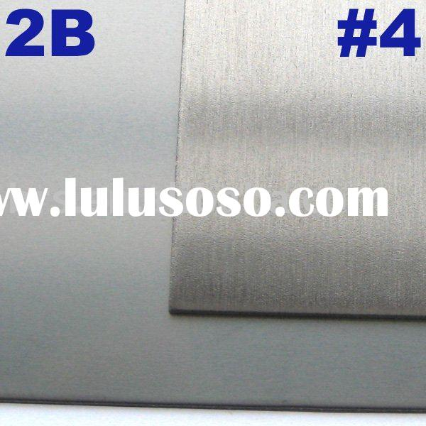430 304 Stainless Steel Sheet