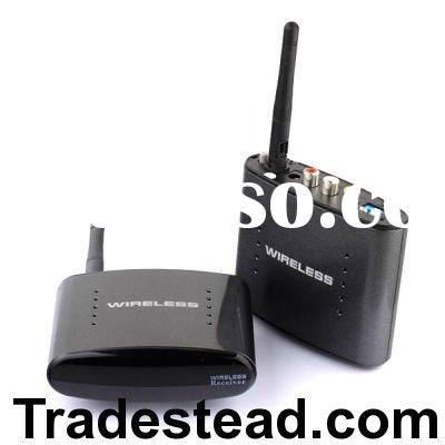 433MHz Wireless Audio Video Transmitter and Receiver