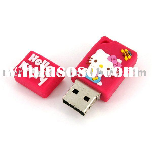 4GB Hello kitty USB 2.0 Flash Memory Stick Pen Drive 4G