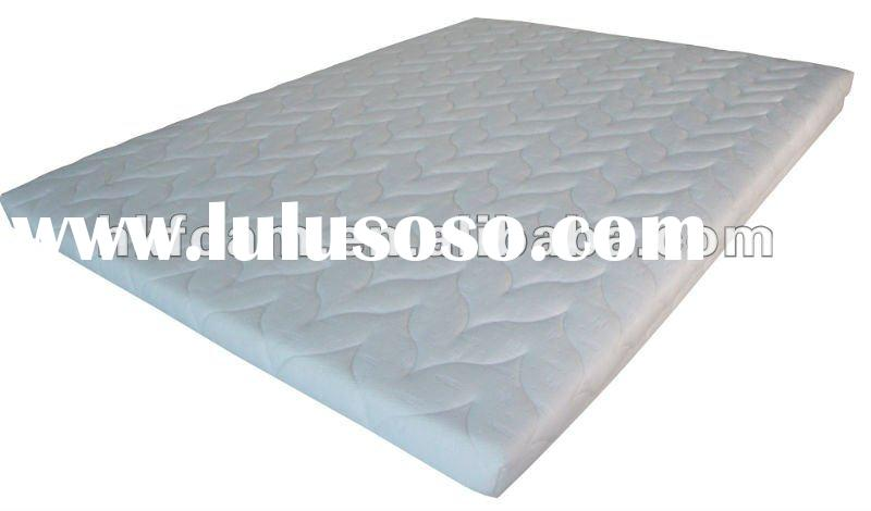 4-inch High Density Memory Foam Mattress Topper