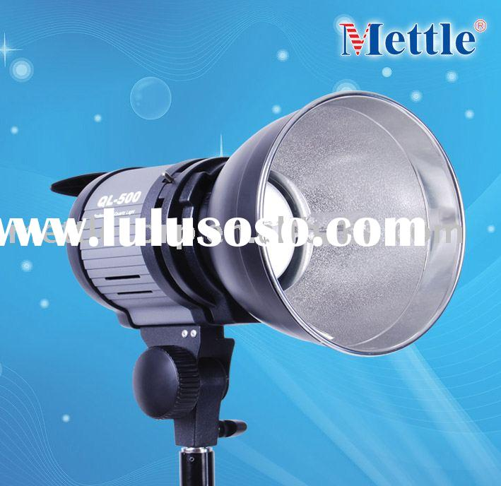 500W Continuous Quartz Light,studio light,Mettle photographic equipment