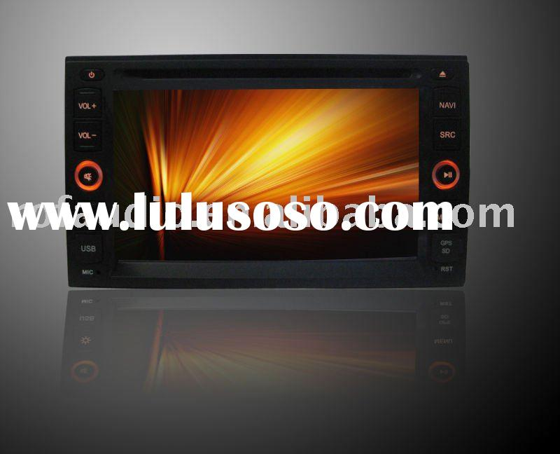 6.2 inch double din Car DVD player GPS navigation for Nissan TIIDA/BLUEBIRD/CEFIRO/PALADIN/LIVINA GE