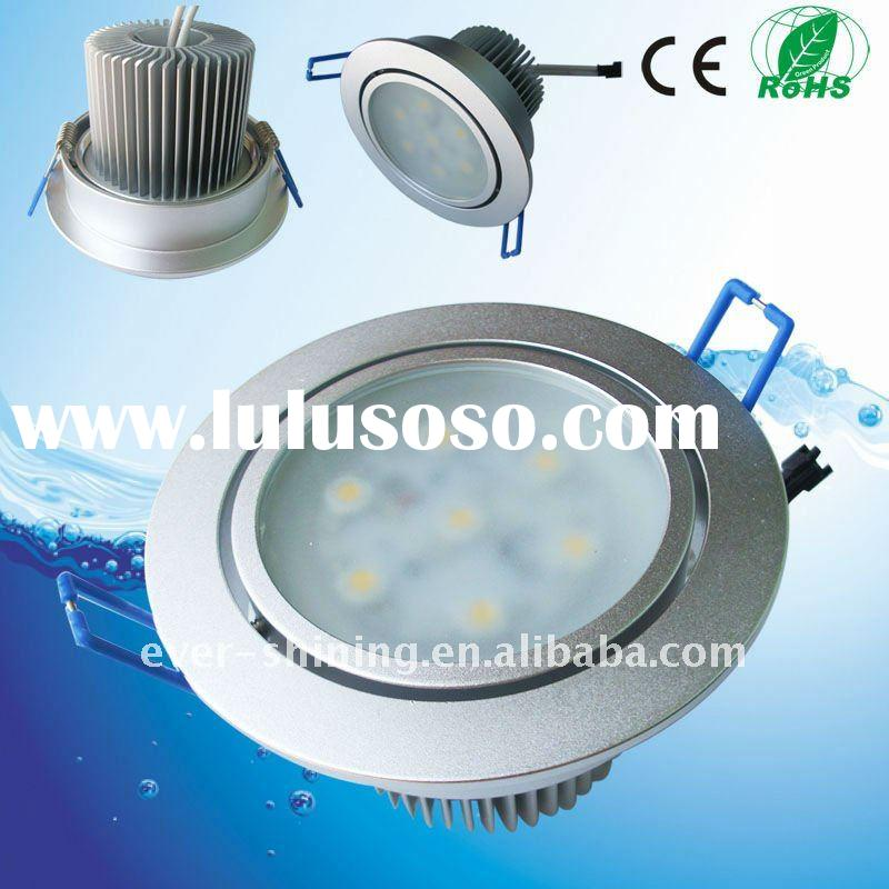 7W High Power Dimmable LED Downlight