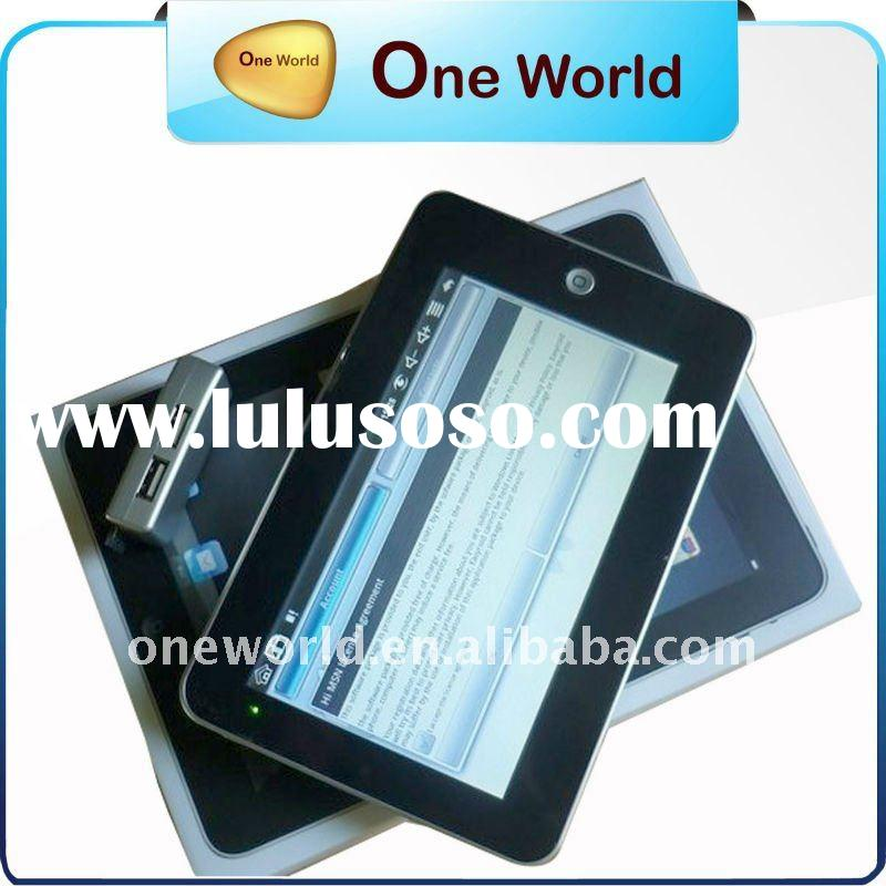 """7"""" Google Android 2.2 Tablet PC Netbook UMPC 8650 MID Made In China GHS OEM"""