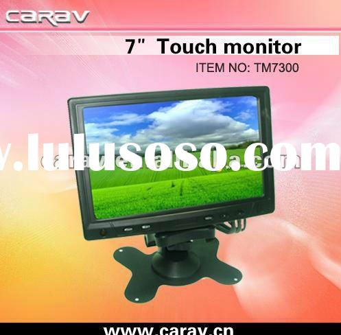 7 inch Touch Screen Monitor Adapted A Grade TFT-LCD Screen