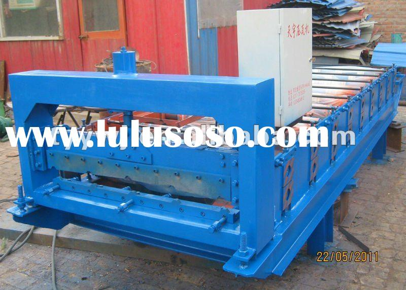 8-130-910 Automatic wall board roll forming machinery
