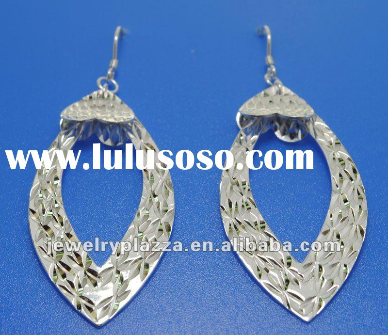 925 sterling silver earring,fashion jewelry 2012