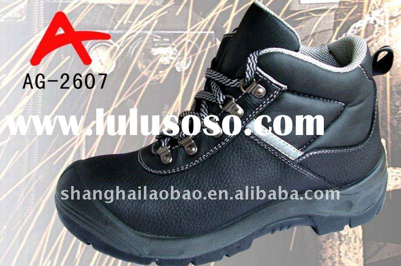AG-2607/ safety shoes with steel toe cap