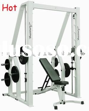 AMA-302B multi-function smith machine/Squat machine/fitness equipment
