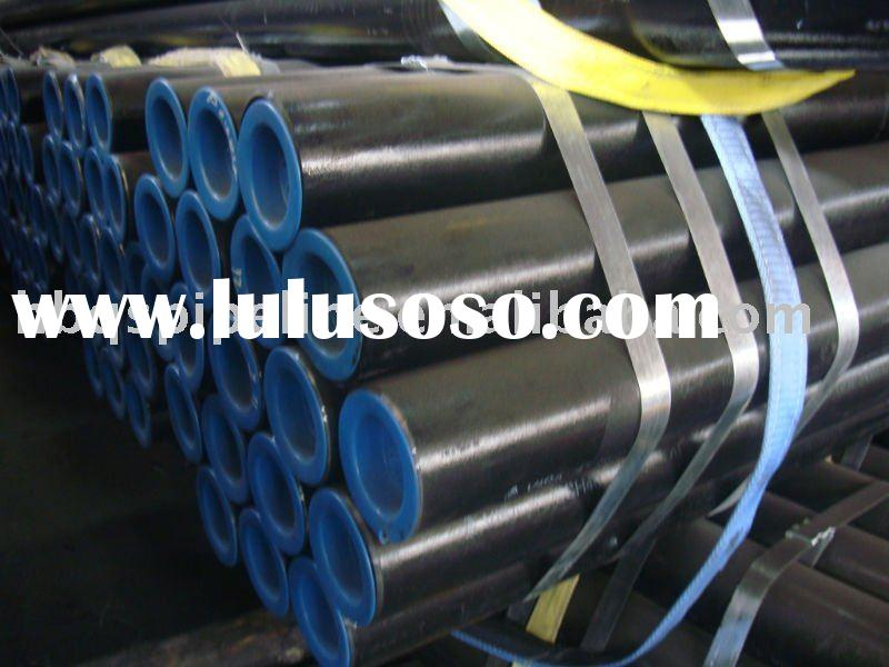 ASTM A192/AISI S410/DIN StW23/S235 Seamless C-Steel Boiler pipe&tube for High Pressure Service