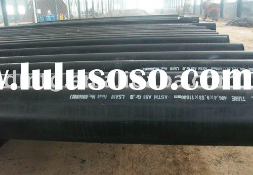 ASTM A672 b65 Welded Steel Pipe for High-Pressure Service