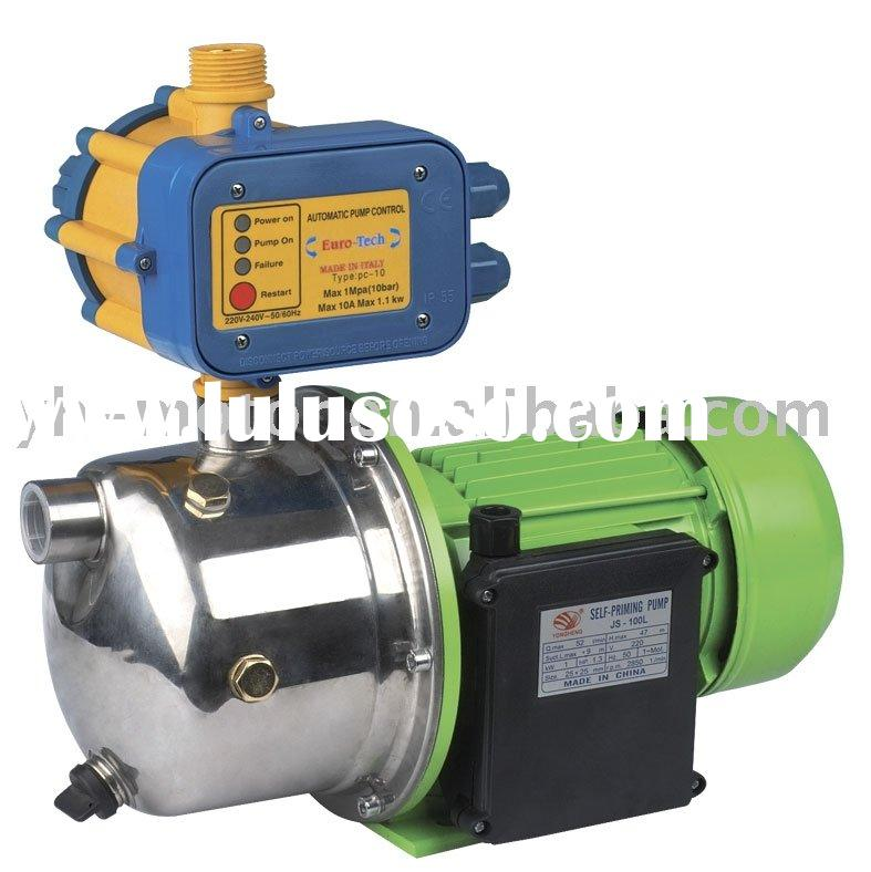 AUTOMATIC RAINWATER TANK PRESSURE PUMP &SHALLOW TUBEWELL PUMP