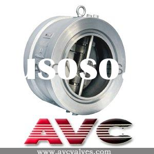 AVC High Pressure Wafer Check Valve 1500LB
