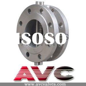 AVC Sewage Treatment,Mining Wastewater, Pump Wafer Check valve