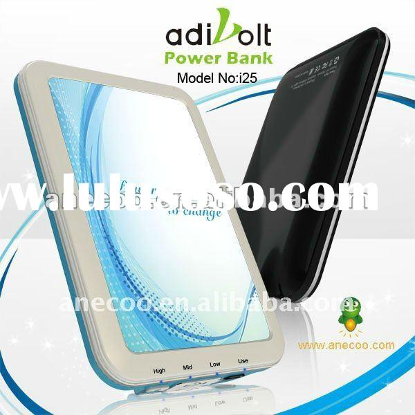 Adivolt portable power mobilephone accessory in car charger