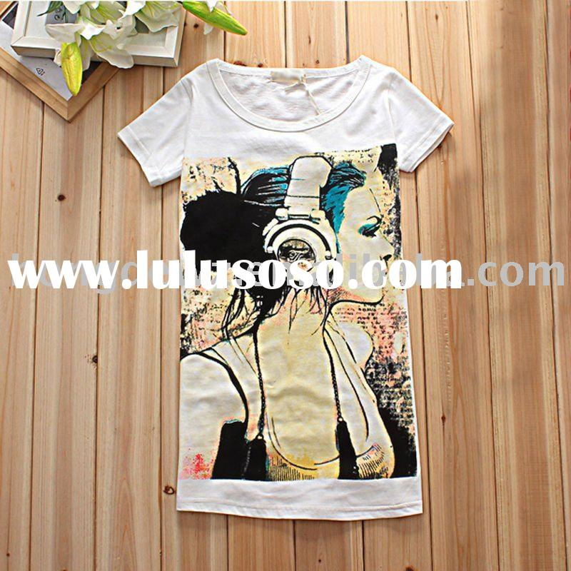 Adv. Promotional T-shirt Heat Transfer Sublimation Printing Paper