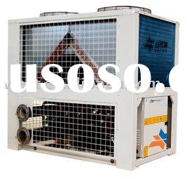 Air Conditioner - Air Cooled Water Chiller and Heat Pump
