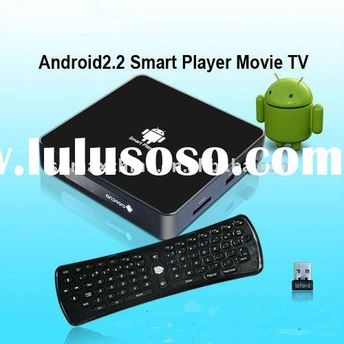 Android 2.2 Smart Player Movie TV Box