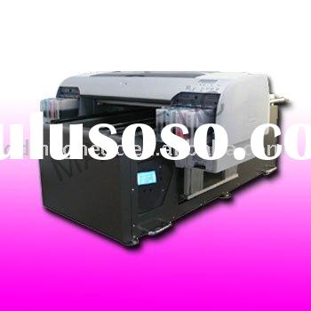 Automatic Continuous Screen Printing Machine