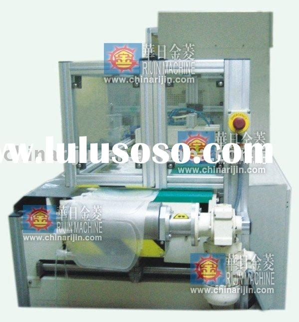 Automatic high frequency blood bag production equipment