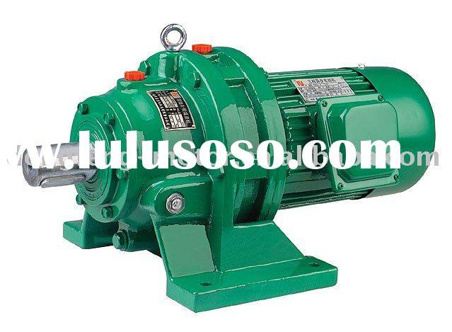 BWY2 Series Cycloidal electric gear reducer motor