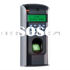 Biometric fingerprint time attendance system