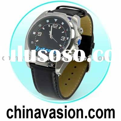 Bluetooth Hands free - Watch with Vibration and Caller ID Display