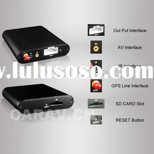 CAR GPS BOX with Adopt SAMSUNG High performance processor