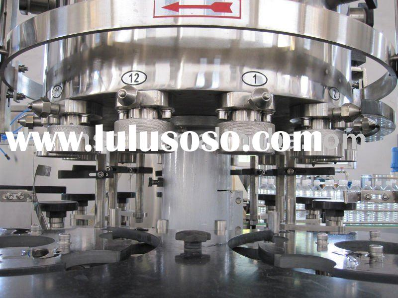 Can washing filling capping machine/Pop-can fillig production line