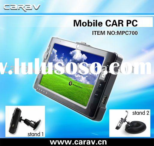"""Car PC - Mobile /Portable Car PC with 7"""" Touch Screen Panel ( Best for Car/Home/ Outsides Appli"""