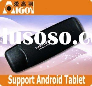 Cheap external 3G modem for android tablet support voice call and 16G micro sd card