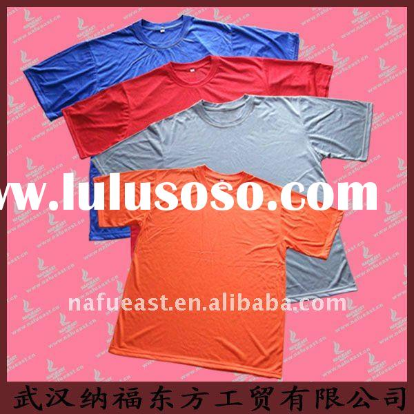 Cheapest Blank Sublimation Promotional & Advertising T shirt