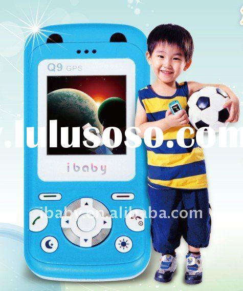 Child GPS Tracker Q9 GPS on line live tracker Kids phone with 1.4'' LCD color screen