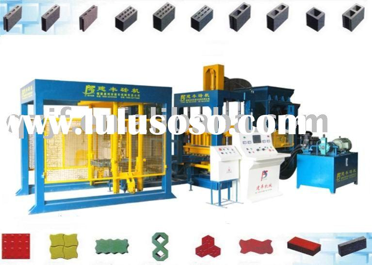 China Block Machine