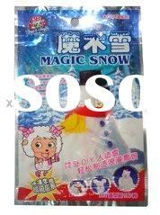 Christmas Gift Creative Artificial Winter Instant Snow Powder snow
