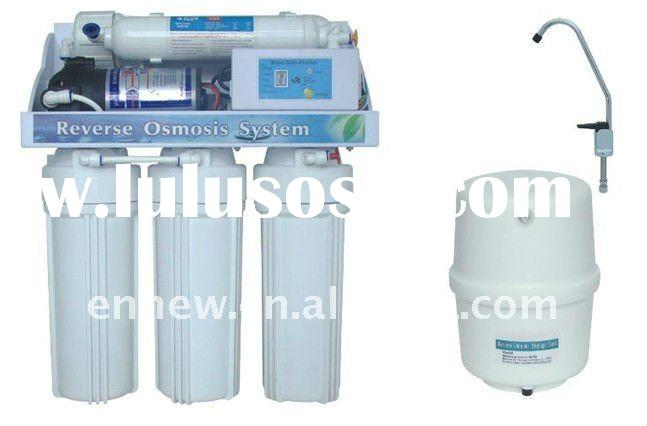 Commercial Reverse Osmosis Water Purification Treatment System, wonderful Domestic 5 stages RO