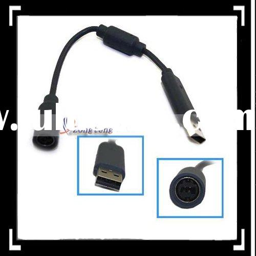 Controller USB Breakaway Cable For Xbox 360