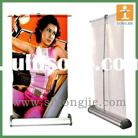 Custom Roll Up Stand Poster Display At Ex-factory Price