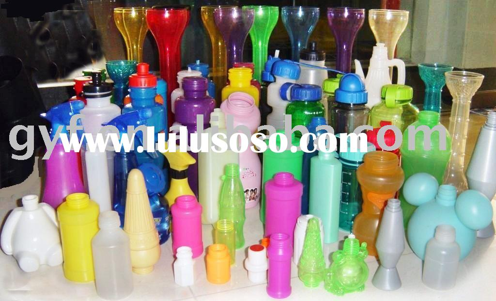 Customised Plastic Bottle Packaging