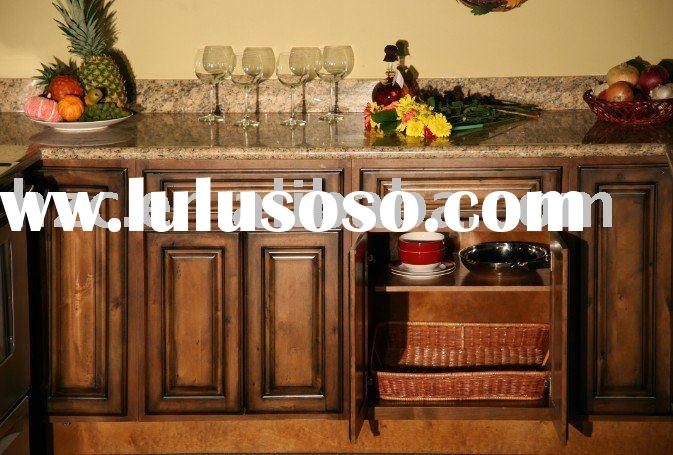 D1C American standard style kitchen cabinet/wood cabinet (base)