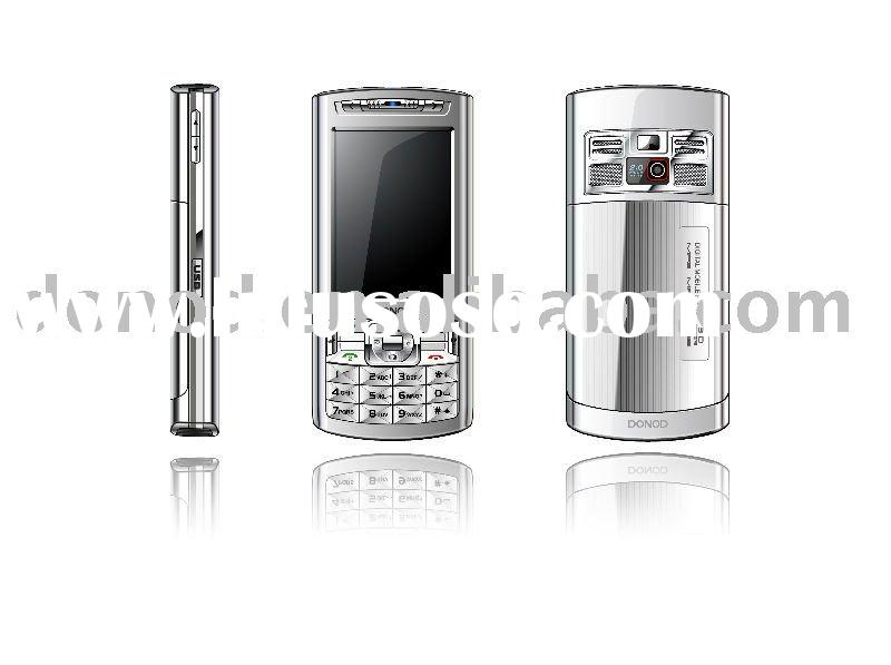 D806 high quality touch screen fashion mobile phone
